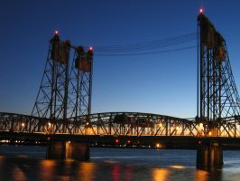 Vancouver Bridge by jerod