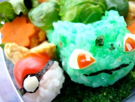 Bento - Gotta Eat em All by p3titexburial