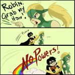 Grab my Hair - Young Justice by FabulousBendingBros