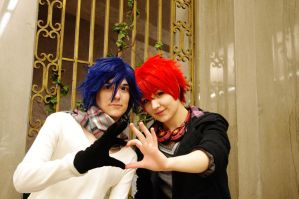 Utapri Love by timetoshinehorse