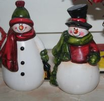 Happy snowmen 2 by ingeline-art