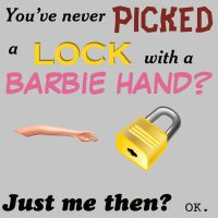 Barbie Hand by spirithp
