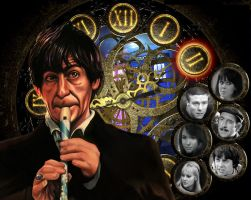 The Second Doctor by killashandra-falta