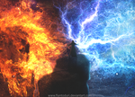 Fire and Thunder by Fiantoduri