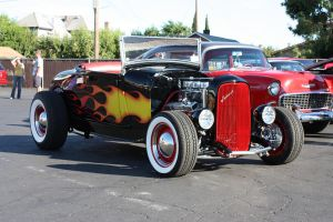 Real Hot Rod 1 by StallionDesigns