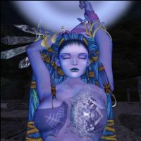 Shiva Avatar - Second Life by Renmiri