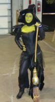 Wicked Witch/Theodora Cosplay by grimmons88