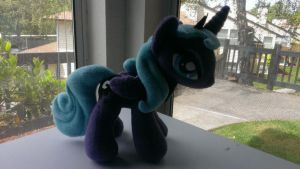 Princess Luna Plush by Chochomaru