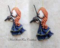 Violin armony by NinaFimoCreations