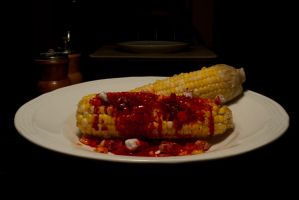 Corn  On  Macabre by The-Rabid-Improviser