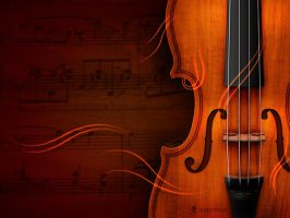 Violin by vladstudio