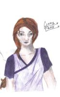 Clary Fray by LeaSilverLight