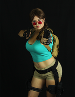 Tomb Raider: The Greatest Treasure of All by CarolineCosplay