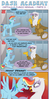 Dash Academy 2 - Flanco Sensual - Parte 3 (PT-BR) by firespeed