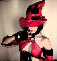 I-No Guilty Gear Cosplay by LainGuu
