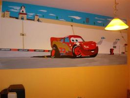 Cars 2 by FictionFactory77