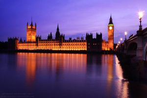 Palace of Westminster v2 by abhenna