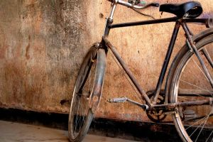 Nepali Bicycle by Jtrauben