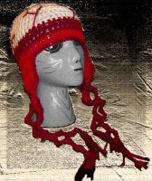 Eyeball Hat 1 by StaceyQuay