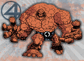 The Thing By Mikebowden by jamesewelch