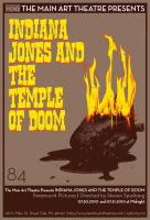 Indiana Jones and the Temple of Doom by poisontoothprints
