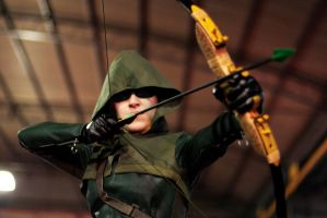 Arrow by LeanAndJess