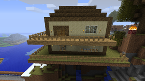House 1-3 - Minecraft by LucidFusion