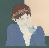 Flower crowns castiel by Madame-Madness