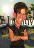caricature Dr.Hollywood by dnunciate
