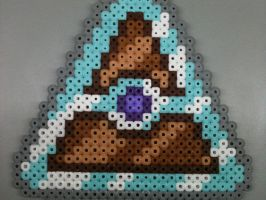 Real-life pyramid badge by Jetson123