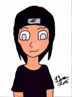 Crapy Neji by TheSimpleCartoonist