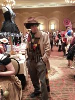 Fourth Doctor by Jovianwolfgirl