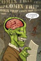 Comix Trip by elbruno