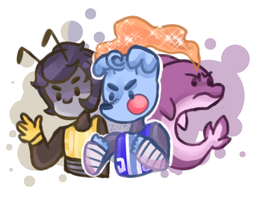 Mini boss by AwesomeToast0