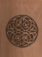 Circular Celtic Knot by InsaneWind