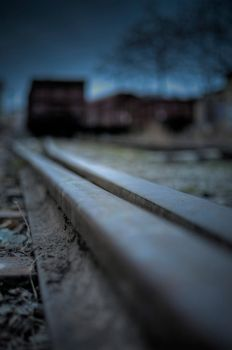 On The Rails by chaoscollapse