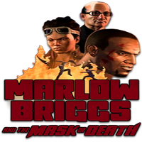 Marlow Briggs And The Mask Of Death by POOTERMAN