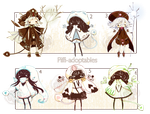 [CLOSED] ADOPT AUCTION 211 - Selva Spirits by Piffi-adoptables