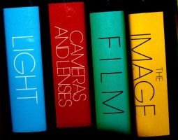 Photography Books by Rico-Angelo
