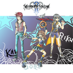 Kingdom Hearts Genderbend by Le-Vampire-Cat