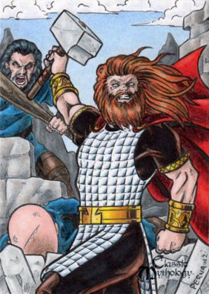 Thor - Classic Mythology