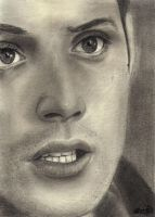 Dean Winchester by takethatina