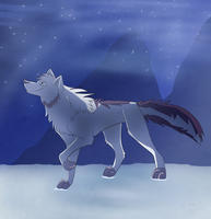 Commission~a Chilly Winter Night by crisisastar15