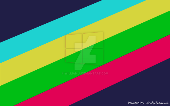 Wallpaper Windows 8 Modern UI by WilliamUI