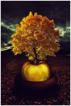 Apple of Eden by LoveisSuicidel