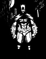 Batman by PhillieCheesie