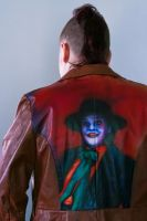 Nicholsons Joker leatherjacket by Innom