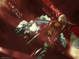 Devil May Cry 3 another vol. by HSNstorage