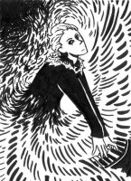 Vulture by Miagola