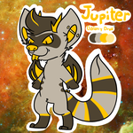 Jupiter Galaxy Drolf by TheApocalypticDitto